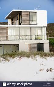 100 Modern Beach Home Beach House Stock Photo 37596955 Alamy