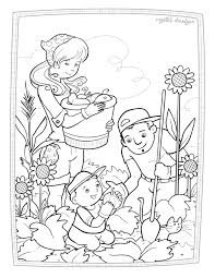 Coloring Pages Crystal Driedger