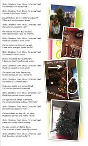 Pickle On The Christmas Tree Poem by Pets Hymningandhaing