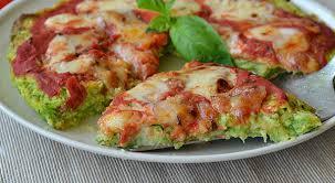 pizza à la pâte de courgettes avec thermomix recette thermomix