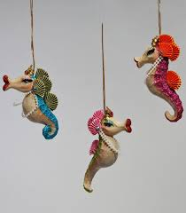 Katherines Collection Halloween Sale by Katherine U0027s Collection Kissing Seahorse Fish Ornament Christmas 5 75