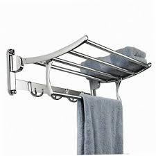 candora edelstahl wandmontierter badezimmer handtuchhalter