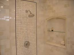 Tile Redi Niche Thinset by Recessed Shower Shelf Ideas Laluz Nyc Home Design