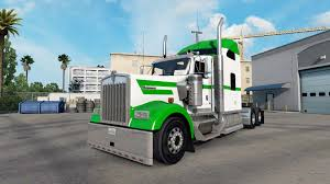 Skin White & Green On The Truck Kenworth W900 For American Truck ... Green Trucks Brigshots Skin White On The Truck Kenworth W900 For American Truck Garbage Videos Children Green Trash Tim Short Chrysler Dodge Jeep Ram New Monster Restoration Paint And Panel Unidan Toys Recycling Made Safe In Usa Unique Volvo F 12 Pinterest Cars And Hot Rod 18 Wheels Antifreeze 94 Pete 377 2017 1500 Sublime Sport Limited Edition Launched Kelley Blue Book Spotted A 2015 3500 Cummins I Think It Filehk Wan Chai Gloucester Road Toyota Dyna Hino 300 Trucks