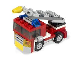 Mini Fire Truck - LEGO Creator 6911
