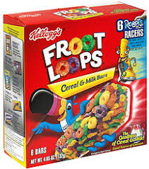 Froot Loops Cereal Bars