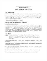 It Technician Resume Diesel Sample Maintenance Objective