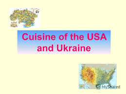 different types of cuisines in the презентация на тему cuisine of the usa and the aim of