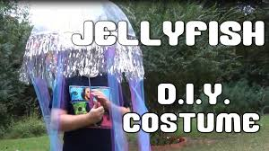 When Halloween Day 2014 by Diy Jellyfish Costume Tutorial 13 Days Of Halloween 2014 Day 8