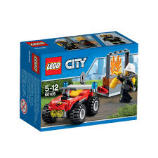 LEGO City Fire ATV 60105 - £4.00 - Hamleys For Toys And Games