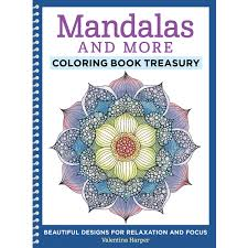 Ideas Collection Printable Mandala Coloring Book Walmart For Download