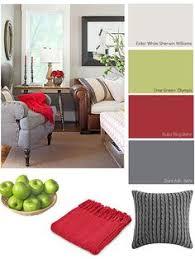 Cozy Color Schemes For Winter Decorating SchemesColour SchemesGrey Living Room