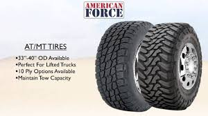 American Force Wheels All Terrain %26 Mud Terrain Tutorial - YouTube Mickey Thompson Deegan 38 Mudterrain Tire 28570r17 Truck In Motion Off Road Tires And Wheels New Truck Tires Bf Goodrich All Terrain Ta Ko2 Youtube Cooper Discover At3 Line Displayed At The Cologne Falken Wildpeak Tirecraft Affordable Retread Car Rv Recappers Pro Comp 5060295 Radial 844658026339 Allterrain Allseason Vs For Police Ssv Bridgestone Dueler At Revo 3 Proline Xmaxx Badlands Mx43 Proloc Premounted
