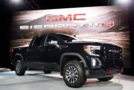 GMC Sierra Denali And AT4 Push Pickup Price Ceiling To New Heights 2019 Gmc Sierra Gets Carbon Fiber Pickup Box More Tech Digital Trends 1966 Truck Duane Stizman Hot Rod Network Auto Review 2017 Denali 1500 Pickup Performs Like A Pro Trucks Near Fringham Ma Swanson Buick 2015 Reviews And Rating Motortrend Uerstanding Cab Bed Sizes Eagle Ridge Gm Choose Your 2018 Heavyduty 1954 Chevygmc Brothers Classic Parts 1968 Gmcchevrolet Truck The New 2016 Will Feature More Aggressive In Southern California Socal New Canyon 4wd All Terrain Wcloth Crew