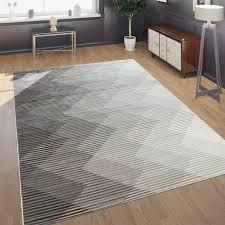 metro shaggy teppich zada in grau wayfair de