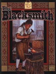 Colonial Blacksmith Pictures   Print   Font Sm LG   Early American ... Henry Warkentins Blacksmith Shop Youtube How To Make A Simple Diy Blacksmiths Forge Picture With Excellent 100 Best Projects To Try Images On Pinterest Classes Backyard On Wonderful Plans For And Dog Danger Emporium L R Wicker Design 586 B C K S M I T H N G Fronnerie Backyards Ergonomic And Brake Drum An Artists Visiting The National Ornamental Metal 1200 Forging Ideas Forge Tongs In Country Outdoor Blacksmith Backyard Stock Photo This Is One Of The Railroad Spike Hatchets Made In My