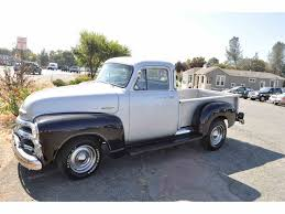 1954 Chevrolet 3100 For Sale On ClassicCars.com Tci Eeering 471954 Chevy Truck Suspension 4link Leaf 1954 Pickup 3100 31708 Jchav62 Flickr Restoration Pictures Chevrolet Classics For Sale On Autotrader Advance Design Wikipedia 5 Window Pickup F1451 Indy 2016 Image 803 Sema 2017 Quadturbo Duramaxpowered 54 Auto Bodycollision Repaircar Paint In Fremthaywardunion City Yarils Customs A Beautiful Two Tone Stepside