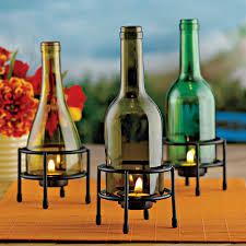 Decorative Wine Bottles With Lights wine bottle decorating ideas u2013 best prep for fall and winter