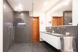 badezimmer aus naturstein steel grey jauer natursteine