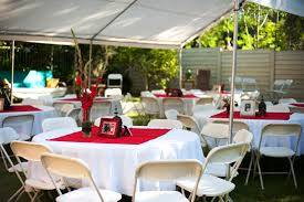 Backyard Tent Party Ideas | Home Outdoor Decoration Lorena And Blakes Wisconsin Backyard Wedding How We Planned A 10k In Sevteen Days Best 25 Elegant Backyard Wedding Ideas On Pinterest Outdoor Ceremonies Country Weddings 13 Times Weddings Proved Staying At Home Is Fun Garden Party Tables White Puff Ballsthe Tissue Paper Kind Great Way To Decorate A The Pros Cons Of Throwing Bralguide
