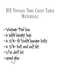 Tool Box Style Dresser by Tweak U0026 Style Blog
