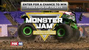 Monster Jam Ticket Giveaway - Story | WJZY Fandom Jam At Nissan Stadium In Nashville Nowplayingnashvillecom Monster Will Be Charlotte This Weekend Stories Triple Threat Amalie Arena August 25 Crew Chiefs Take In Hendrick Motsports Grave Digger Freestylecharlotte Nc January 21 Youtube Truck Family 4pack Contest Clt Qcsupermom Announces Driver Changes For 2013 Season Trend News Monster Truck Jam Charlotte Nc 28 Images Photos Top Ten Legendary Trucks That Left Huge Mark Automotive Bigwheelsmy Series At Spectrum Center Formerly Time North