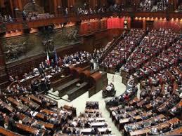 chambre des deputes grandes œuvres nucléaires à la chambre des députés italienne par