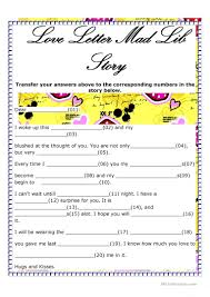 Halloween Mad Libs For 5th Graders by 9 Free Esl Mad Libs Worksheets