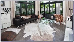 Sunland Home Decor Cowhide Rug by Faux Cowhide Rug Leopard Rug Leopard Runner Rug Cowhide Rugs