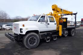 1993 GMC Top Kick Tandem Axle Flatbed Crane Truck For Sale By Arthur ... 2018 Silverado 3500hd Chassis Cab Chevrolet 2008 Gmc Flatbed Style Points Photo Image Gallery Gmc W Trucks Quirky For Sale 278 Used From Mh Eby Truck Bodies 1980 Intertional Truck Model 1854 Eastern Surplus In Pennsylvania For On 2005 C4500 4x4 Crew 12 Youtube Buyllsearch 1950 150 Streetside Classics The Nations Trusted Classic Used 2007 Chevrolet C7500 Flatbed Truck For Sale In Nc 1603 Topkickc8500 Sale Tuscaloosa Alabama Price 24250 Year 1984 Brigadier Body Jackson Mn 46919