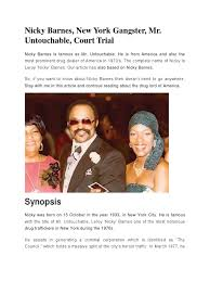 Nicky Barnes, New York Gangster, Mr. Untouchable, Court Trial ... The 21 Richest Drug Dealers Of All Time Nicky Barnes New York Gangster Mr Untouchable Court Trial Steven James On Twitter June 5 1977 Had No Choice Testimony Youtube Barnes Pinterest Bad Boy Aesthetic Urban And Hooked On American Dream Fstamerican Leroy Netflix Dragon Trish Swine Flu Nah Right Today Images Frank Lucas And Sc Season 1 Episode 4 Origin 37 Best Familypimps Players Pushers Images