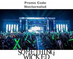 Something Wicked 2018 Promo Code