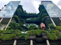 100 Woha Design Parkroyal On Pickering Singapore Ed By Singapore