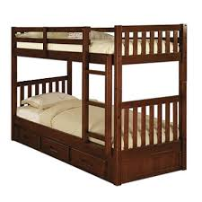 twin twin bunk bed assorted colors sam s club