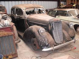 100 Wrecked Ford Trucks For Sale Contents Of Salvage Yard That Closed In 1953 Headed To Auc