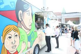 The Arepas From Quiero Food Truck Fittingly Name Translates To I Want Are Venezuelas Perfect Street Solution Compact And