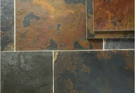 Rustic Multicolour Slate Tiles