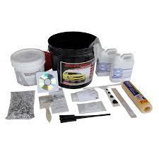 100 Solids Epoxy Garage Floor Coating Canada by Shop Epoxy Coat 2 Part Gray High Gloss Garage Floor Epoxy Kit