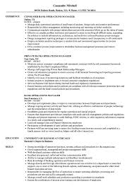 Best Bank Manager Resume Sample Download Banking Executive Within