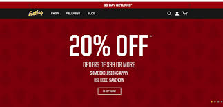 Eastbay Coupon Code December 2018 / Chase Coupon 125 Dollars Valpak Printable Coupons Online Promo Codes Local Deals 15 Off Eastbay Renaissance Dtown Nashville Eastbay Coupon Discount Perfume Coupons Coupon Codes Website Niagara Falls Comedy Club Farfetch October 2019 30 Off Soccer Store Discount Code Rldm Snuggle Bugz 2018 4th Of July Used Car Deals Ryans Code Christmas Town 20 Percent On Hair Codice Scorpion Bay Jb Hifi Online