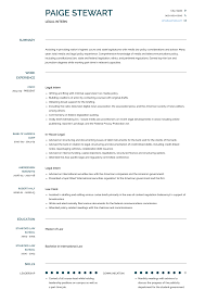 Legal Intern - Resume Samples & Templates | VisualCV Otis Elevator Resume Samples Velvet Jobs Free Professional Templates From Myperftresumecom 2019 You Can Download Quickly Novorsum Bcom At Sample Ideas Draft Cv Maker Template Online 7k Formatswith Examples And Formatting Tips Formats Jobscan Veteran Letter Gallery Business Development Cover How To Draft A 125 Example Rumes Resumecom 70 Two Page Wwwautoalbuminfo Objective In A Lovely What Is