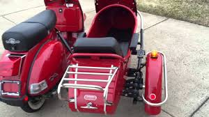 2012 Genuine Stella 150 With Sidecar For Sale