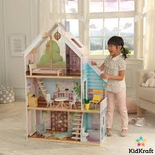 Buy Wooden Barbie Dollhouse In Dubai Sharjah Abu Dhabi UAE