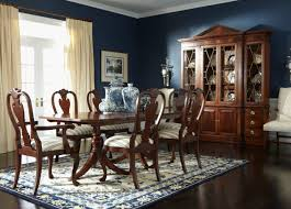 Ethan Allen Mahogany Dining Room Table by Abbott Dining Table Dining Tables