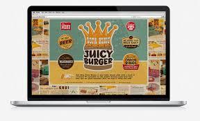 Sofa King Burger Menu by Websites Stevaker Visual Designer U0026 Identity Specialist