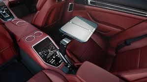 2017 porsche panamera 4 e hybrid executive interior