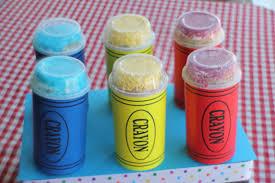 Crayon Cake Push Pop Printable