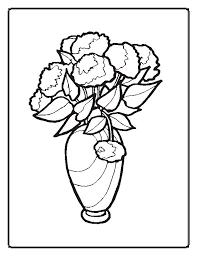 Lavender Floral Coloring Pages