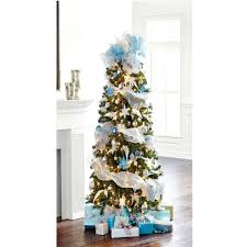Battery Powered Christmas Trees Lit Battery Operated Snowy Imperial