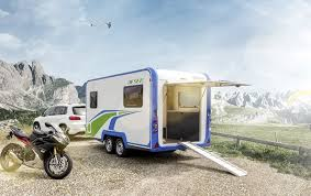 Deseo By Knaus Small Lightweight Travel Trailer